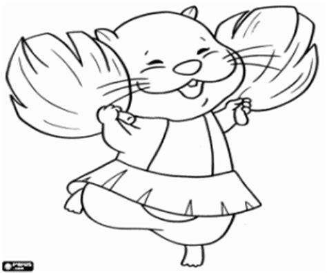 coloring pages zuzu pets kolorowanki zhu zhu pets malowanki