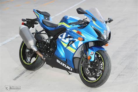 Suzuki Gsxr 1000 Horsepower 2017 Suzuki Gsx R1000 Test Review