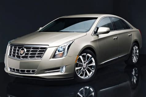 2014 Cadillac Xts Luxury by 7 Absolutely Thrilling Sedans For 50k Page 4