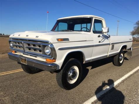 old cars and repair manuals free 1971 ford mustang free book repair manuals 1971 f250 4x4 california survivor truck high boy bumpside sport custom 4wd classic ford f 250