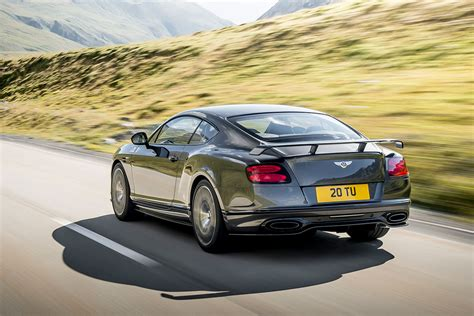bentley penalty 2017 bentley continental supersports revealed motor
