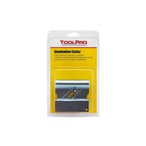 toolpro shadowline cutter for ceiling tiles tp05110 the