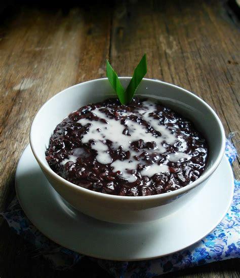 resep membuat bubur kacang hijau dan ketan hitam resep cara membuat bubur ketan hitam harianmu dot com
