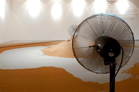 Fan Sanden salomon contemporary aycock sand fans at dubai