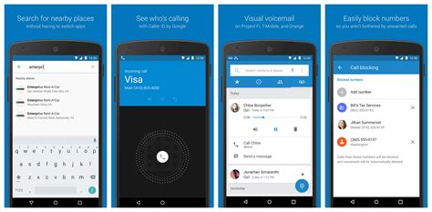 contacts app android phone and contacts are back in the play store