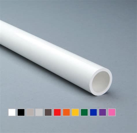 Pvc Pipe by 1 Quot Sch 40 Furniture Grade Pvc Pipe C And S Plastics