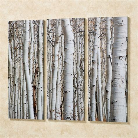 20 collection of aspen tree wall wall ideas