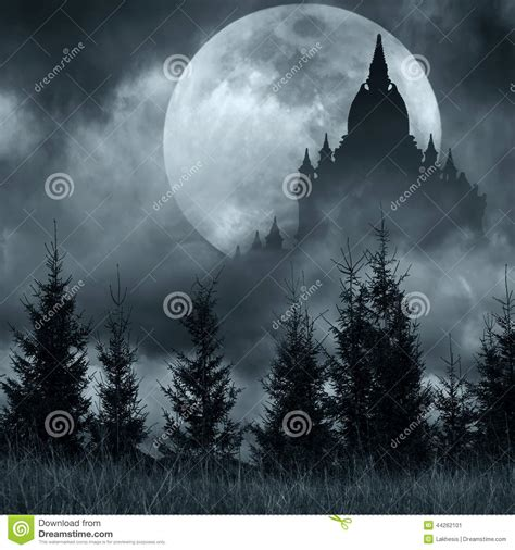 free illustration mystery fantasy mood mysterious free image on pixabay 2169794 magic castle silhouette over full moon at mysterious night stock image image 44262101