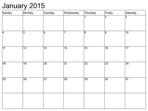 image gallery january 2015 calendar