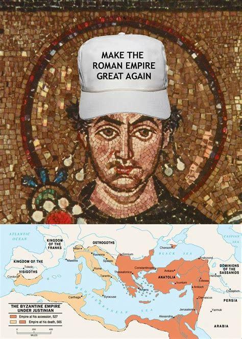 Roman Empire Memes - make the roman empire great again make america great again know your meme