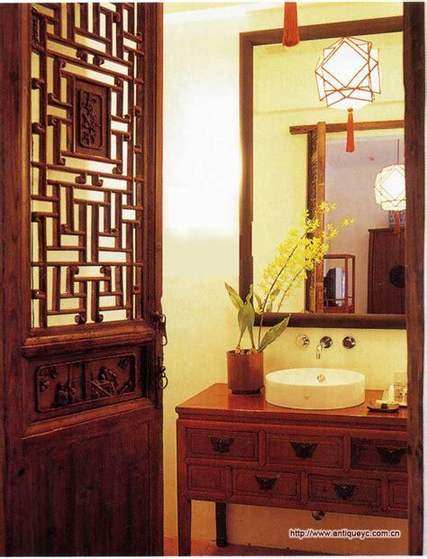 chinese bathroom decor chinese style bathroom decor credit www antiqueyc com cn vintagemaya vintage