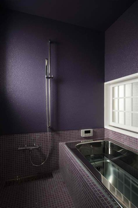 cool boothrams 33 cool purple bathroom design ideas digsdigs