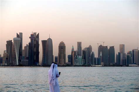 tugboat job in doha qatar qatar settles in for a long standoff time