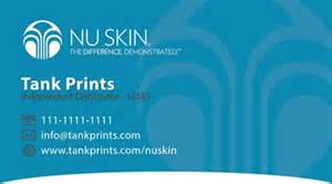 nu skin business card nu skin business card design 2