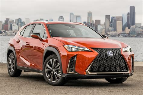 2019 lexus hatchback 2019 lexus ux scores top safety award news