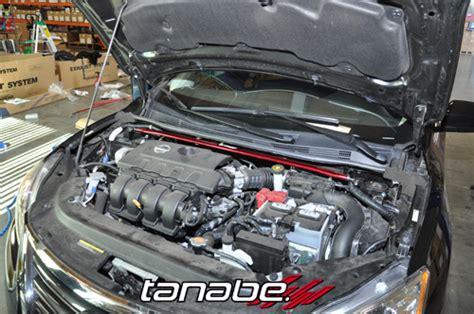 Shock Honda Versa Tanabe New Product Tanabe Sustec Strut Tower Bar For
