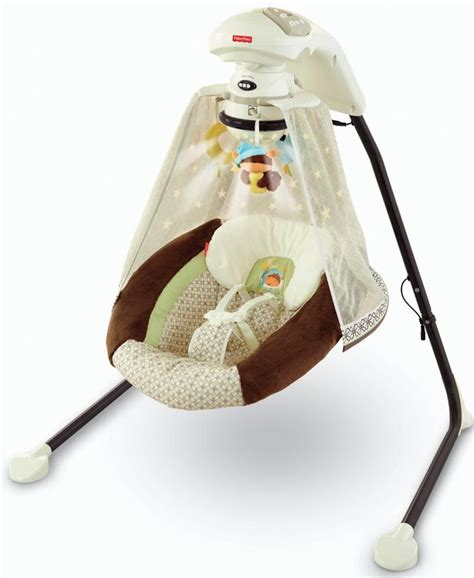 fisher price swing starlight papasan cradle swing for sale classifieds