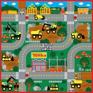 tonka rug trucks rugs and tonka trucks on