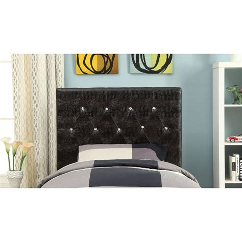 rc willey headboards milton brown upholstered twin headboard