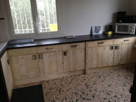 repurposed kitchen cabinets kitchen entirely made from repurposed pallets pallet