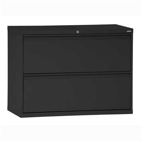 2 drawer file cabinet height sandusky lee lf8f302 09 800 2 drawer lateral file