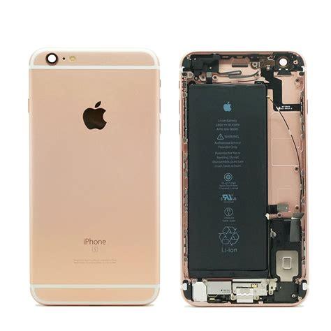 mint refurbished original apple iphone 6s plus housing assembly battery frame ebay