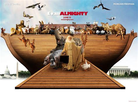 film nabi nuh membuat kapal akhir cerita nabi nuh dengan evan almighty serambi