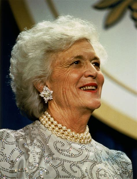 george h w bush date of birth barbara bush wikipedia