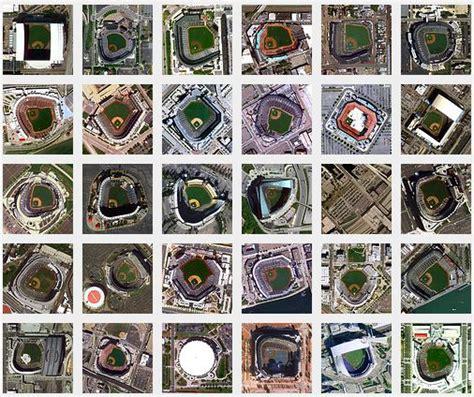 backyard baseball stadiums every mlb stadium baseball pinterest the giants and