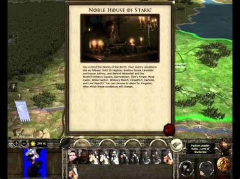 download mod game of war westeros total war game of thrones sub mod youtube