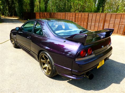 midnight purple midnight purple r33 gtr for sale
