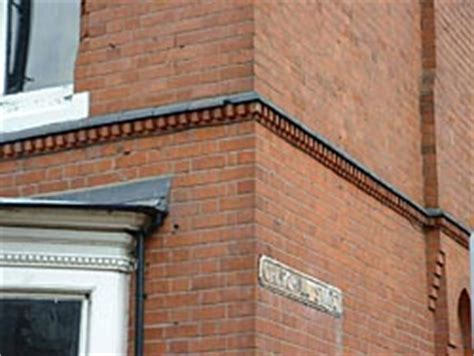 brickstone bands  terraced houses  leicester