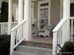 Porch Handrails Get Porch Handrail Help