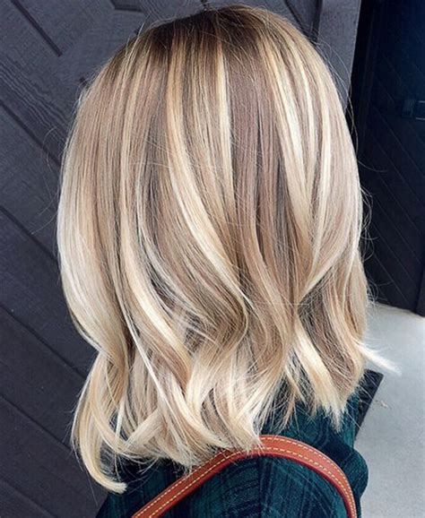 newest highlighting hair methods blonde bayalage hair color trends for short hairstyles