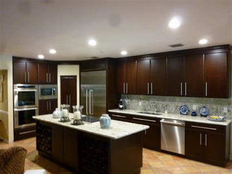 contemporary kitchen cabinets stylish modern and