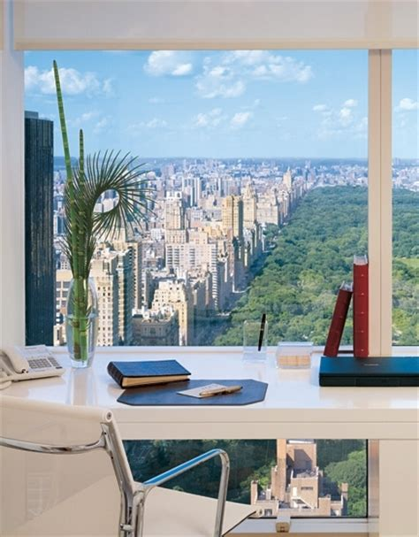 bad design nyc central park home office loft new york city image