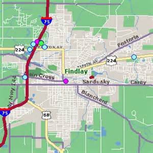 Findlay Ohio Map by Findlay Oh Pictures Posters News And Videos On Your