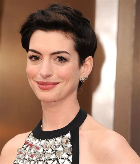 famous actress with short hair celebrities who have had short hair long hair and bob