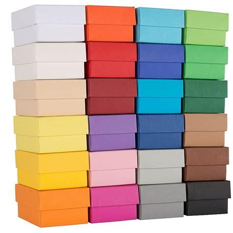 Pappkarton Mit Deckel by Farbige Schachteln Buntbox