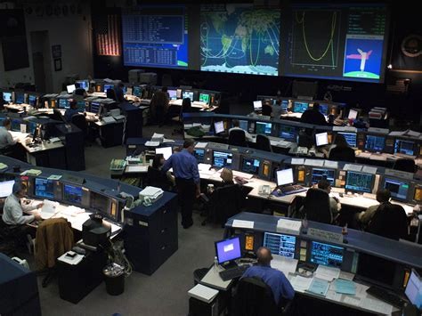 Nasa Room by Space Center Houston New Mission