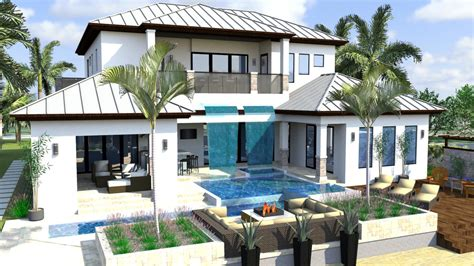 modern residential house plans residential house plans portfolio lotus architecture naples florida