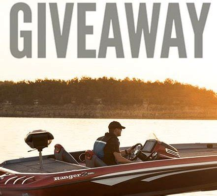 cabela s boat sweepstakes cabela s ranger bass boat sweepstakes