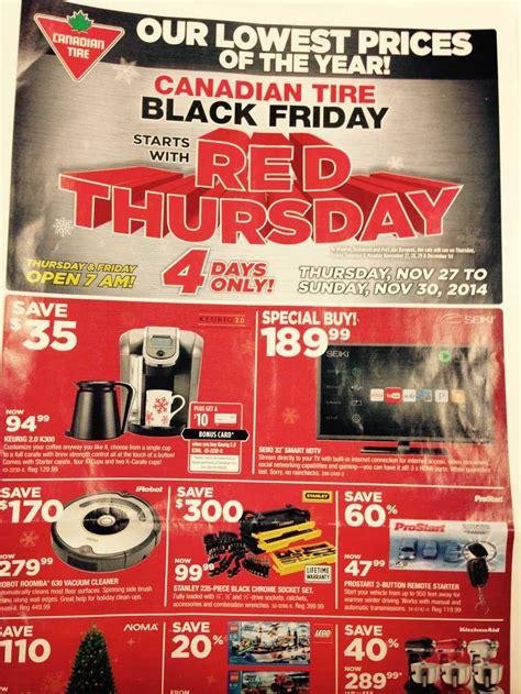 Tire Rack Black Friday by Canadian Tire Black Friday Flyer 2014 Sneak Peek Canada