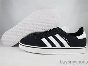 Adidas Gazelle Skate Black adidas gazelle rst canvas black white classic originals