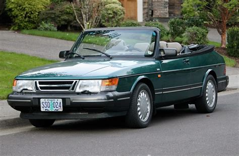 saab 900 convertible 1992 saab 900s convertible for sale on bat auctions sold