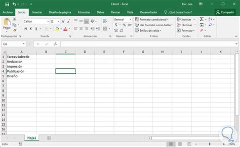 formato 1732 2016 excel c 243 mo crear checklist en excel 2016 solvetic
