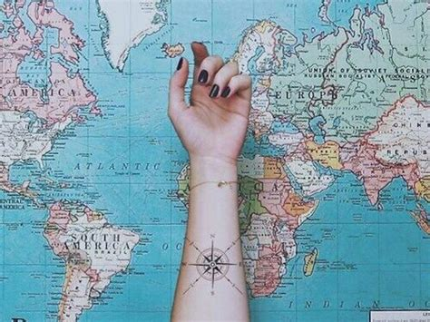 tattoo gili air 15 x the most beautiful travel inspired tattoos spotted on