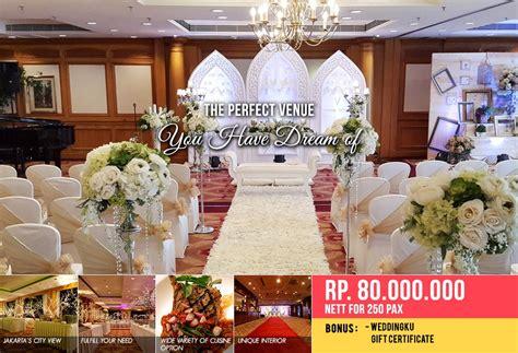 Wedding Package Bandung 2016 by Promo Paket Pernikahan Mercantile Penthouse Wedding 2016