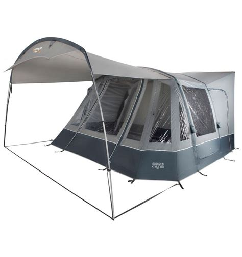 Awning Height by New Vango Airbeam Attar 380 Height Air Away Driveaway