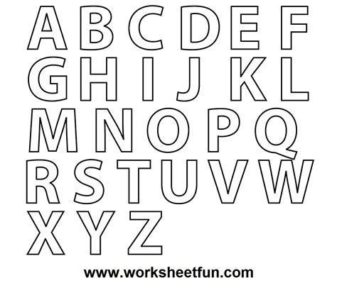 coloring letters a z colouring sheet use this for alphabet book cover